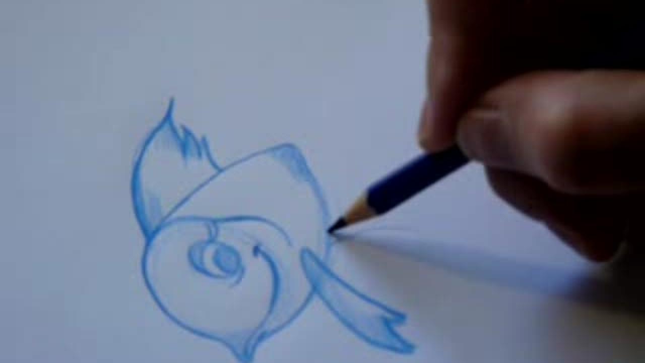 Comment dessiner facilement - Comment dessiner une fleur facilement ...