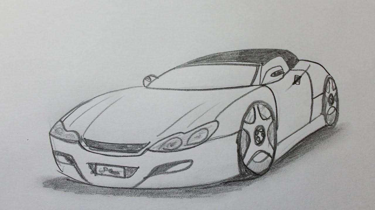 Comment faire une voiture en dessin - Dessin geometrique a faire ...