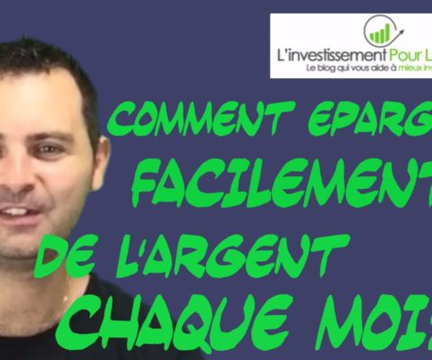 Comment epargner ?