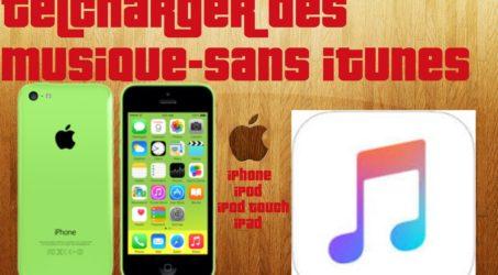 Comment telecharger des musique gratuite sur iphone