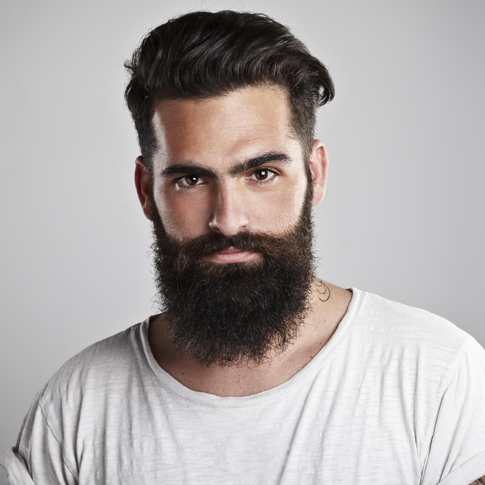 Grosse barbe les avantages et les inconv nients d couvrir ici - Barbe hipster chic ...