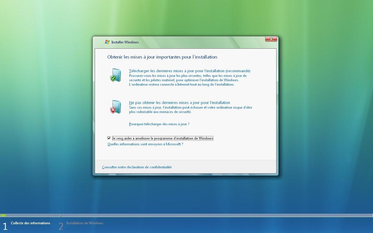 Comment reinstaller windows7 sans cd ?