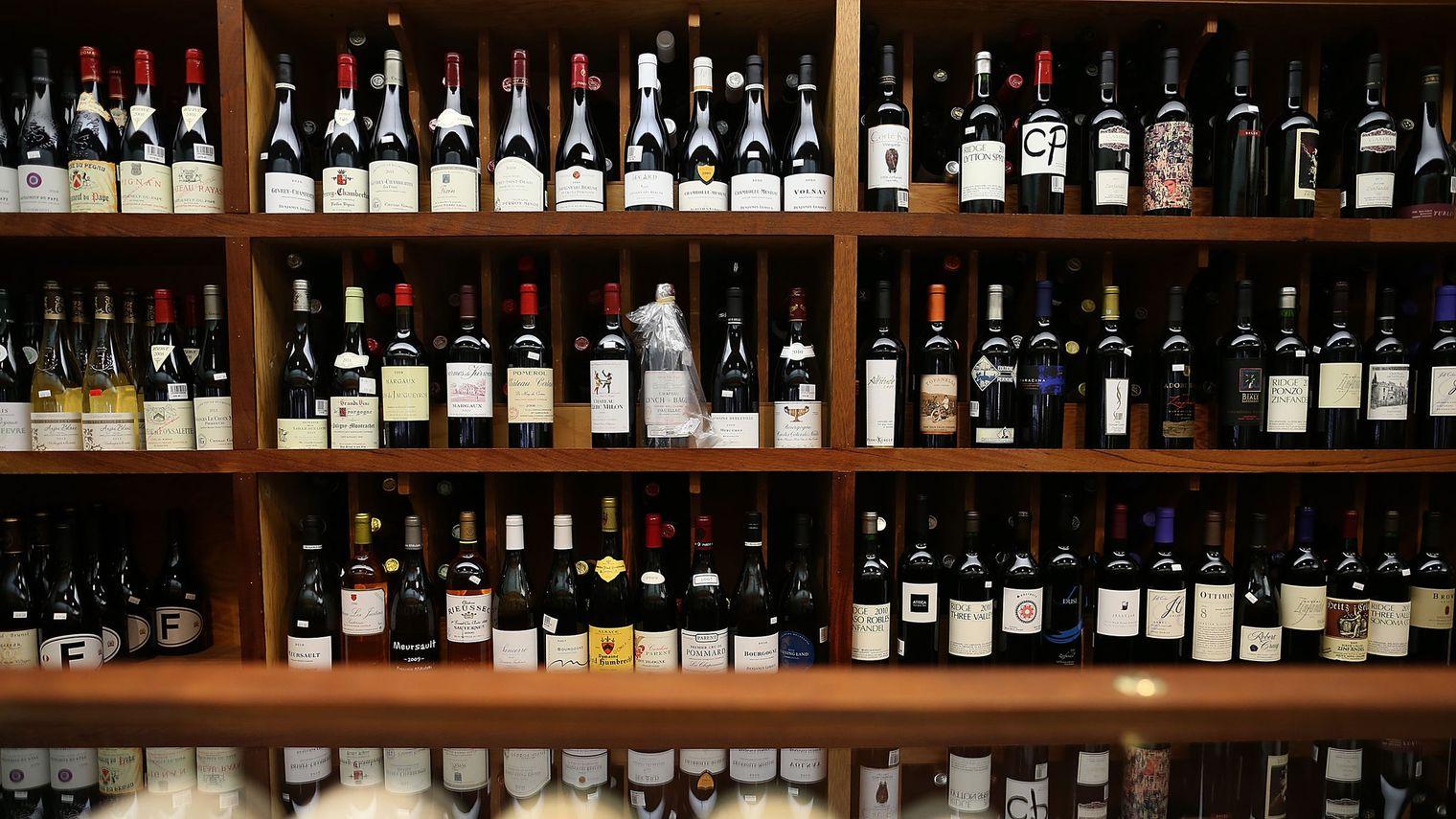 Avantages relatifs à investir dans le vin