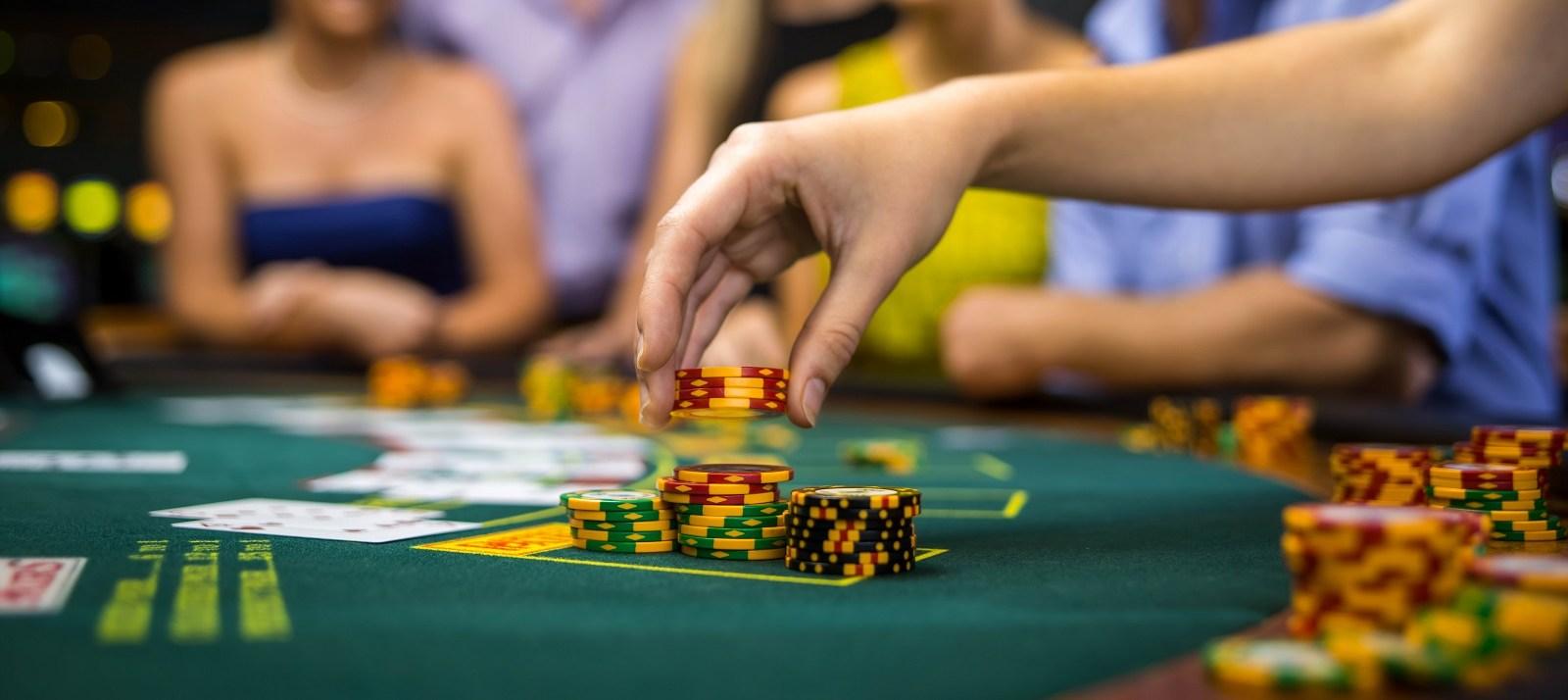 Jeux casino: roulette ou craps?
