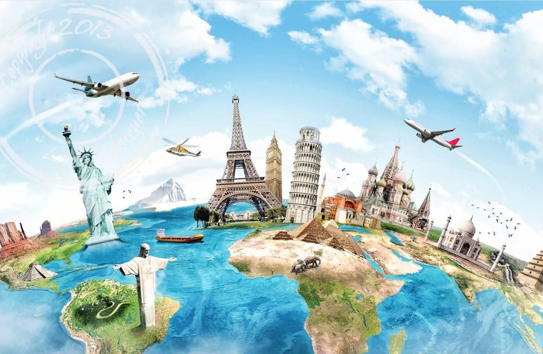 Comment faire un tour du monde ?