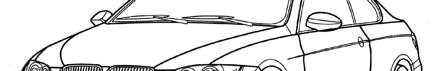 Comment faire une voiture en dessin ?